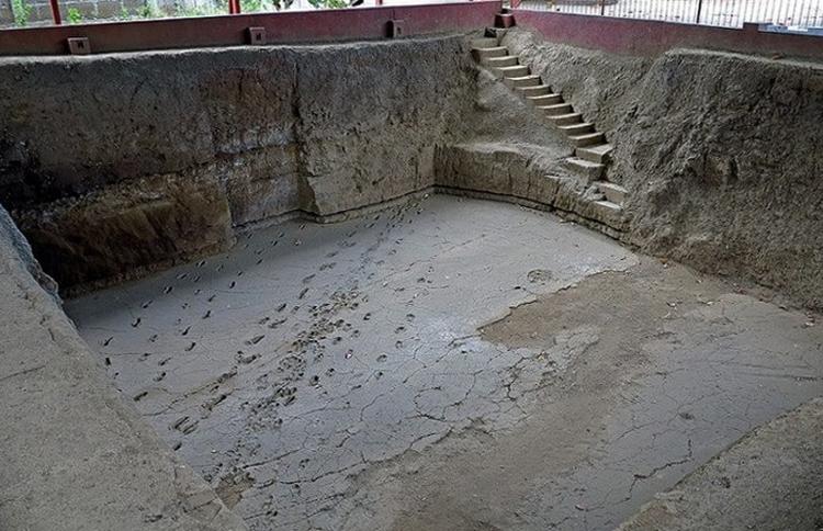 Музей следов Акаулинка