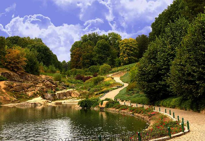 Дендрологический парк «Софиевка»