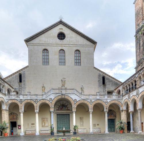 Кафедральный собор Сан - Маттео
