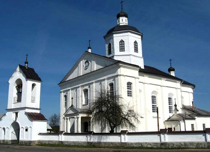 Спассо-Преображенская церковь