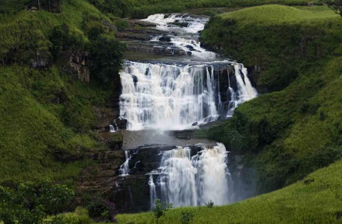Водопад Сент – Клер