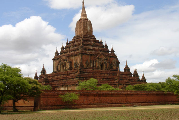 Храм Суламани