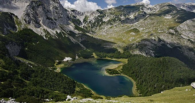 Национальный парк Сутьеска