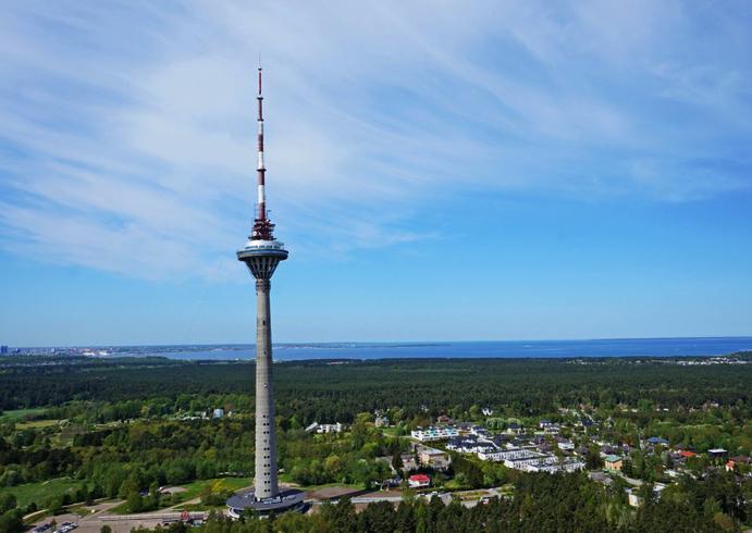 Телевизионная башня, Таллин
