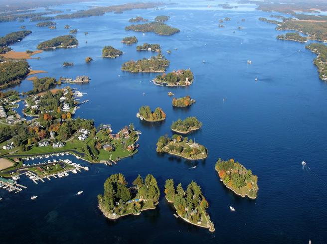 Парк «Тысяча островов»