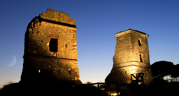 Сторожевые башни Лас Торретас