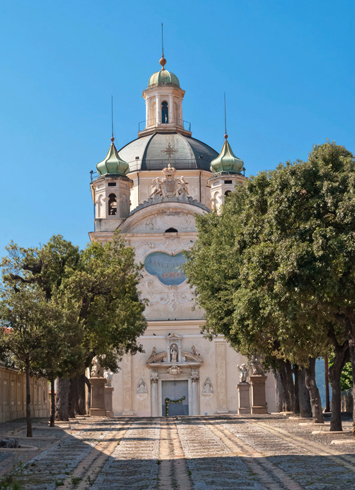 Церковь Мадонна-делла-Коста