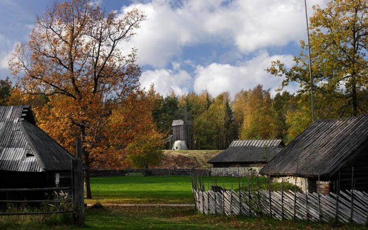 Эстонский музей под открытым небом, Таллин