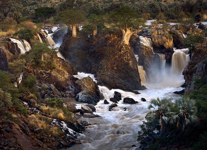 Водопад Эпупа