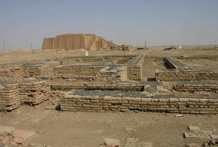 Древний город Ур