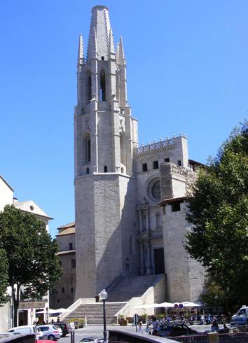 Церковь Сан Фелиу