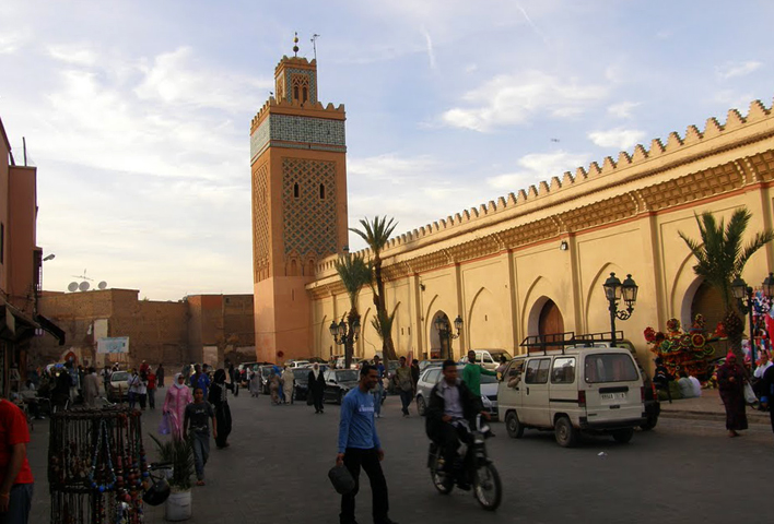 Мечеть Аль-Мансур