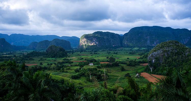 Национальный парк Виньялес