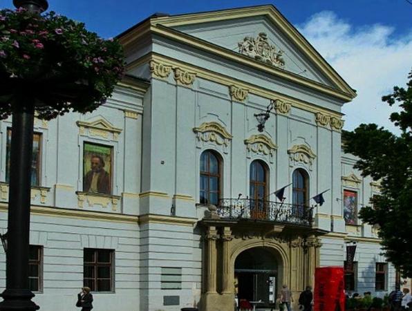 Восточно-словацкая галерея