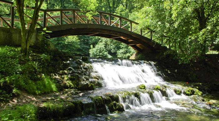 Природный парк «Врело Босне»