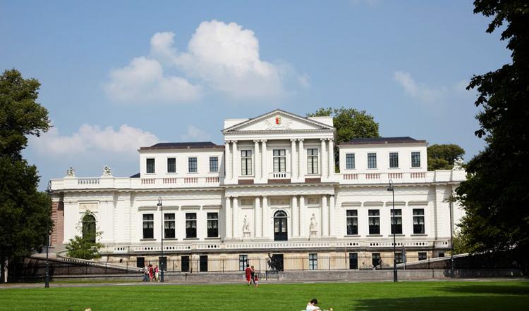 Здание Вельгелеген