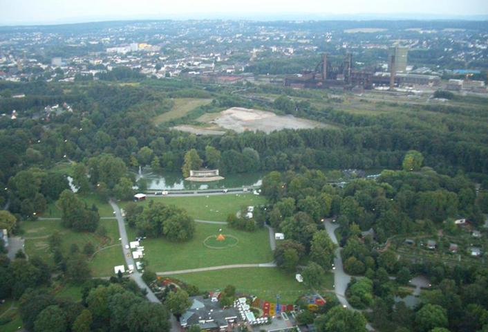 Парк «Вестфален»