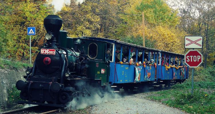 Кошицкая детская железная дорога
