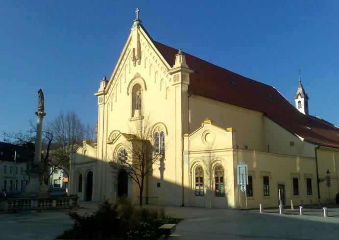 Церковь святого Стефана
