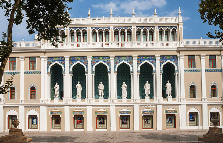 Музей азербайджанской литературы