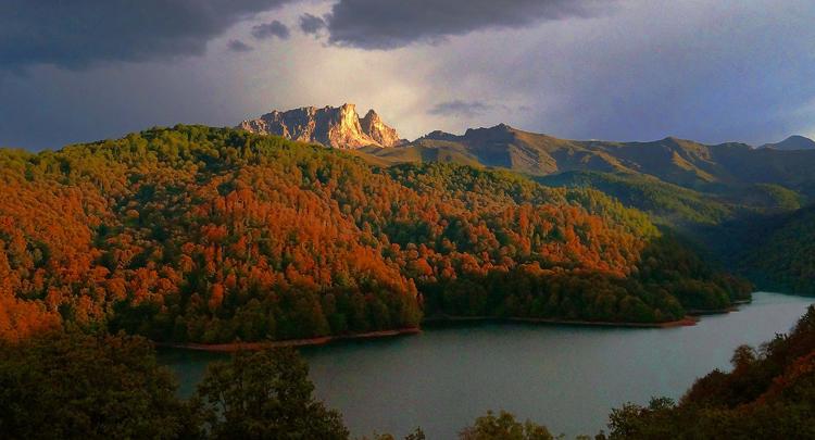 Озеро Гёйгёль