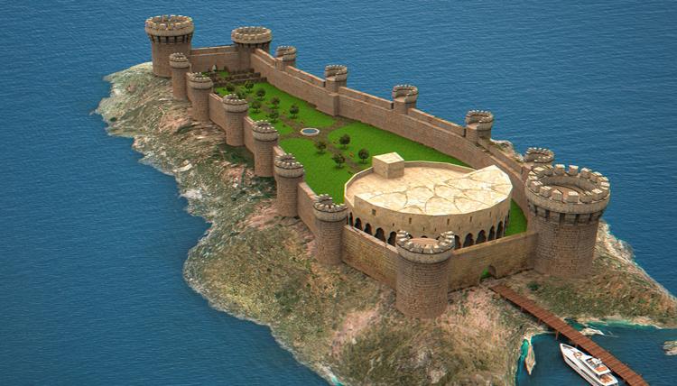Сабаильский замок
