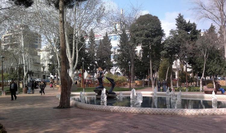 Сад имени Хагани