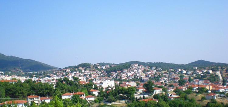 Город Полигирос